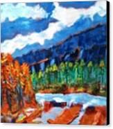 Naturals Canvas Print