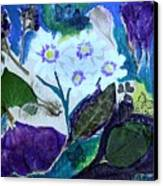 Nature Ll  Collage Canvas Print