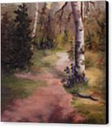 Natures' Trail Canvas Print