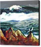 Near Pacific Grove Canvas Print