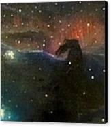 Nebula Triptych Canvas Print
