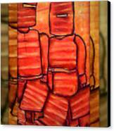 Ned Kelly Art - Sunset Killers Canvas Print