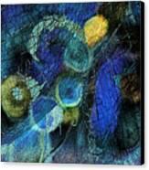 Network 4 Canvas Print