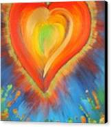 New Heart Canvas Print