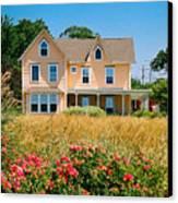 New Jersey Landscape Canvas Print