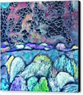 New Mexico Landscape Canvas Print