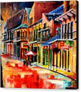 New Orleans Jive Canvas Print