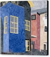 New Urbanism Canvas Print by Carol Ann Waugh