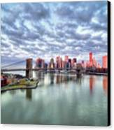 New York City Canvas Print by Photography by Steve Kelley aka