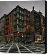 New York City - Soho 006 Canvas Print