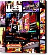 New York New York  Canvas Print by Funkpix Photo Hunter
