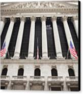 New York Stock Exchange Canvas Print