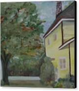 Nh Home  Canvas Print