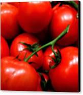 Nice Tomatoes Baby Canvas Print