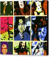 Nine Lives Canvas Print