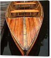 Nipissing Boat Canvas Print