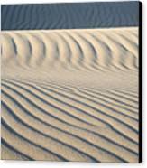 Nipomo Dunes Canvas Print by Ron Hoggard