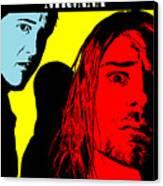 Nirvana No.01 Canvas Print