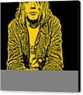 Nirvana No.07 Canvas Print by Caio Caldas
