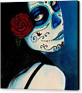 No Se Olvide De Mi Canvas Print