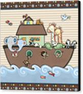 Noah's Ark Canvas Print by Cheryl Marie