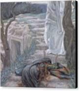 Noli Me Tangere Canvas Print by Tissot