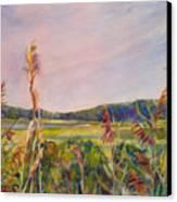 North Fork Canvas Print