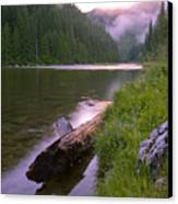 North Fork Of The Clearwater Canvas Print by Idaho Scenic Images Linda Lantzy