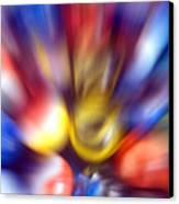 Nostalgic Marbles 3 Canvas Print