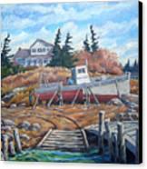 Novia Scotia Canvas Print