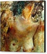 Nude 34 Canvas Print