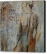 Nude 459020 Canvas Print