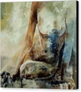 Nude 560408 Canvas Print