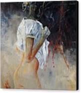 Nude 560508 Canvas Print