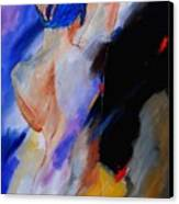 Nude 579020 Canvas Print