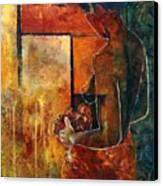 Nude  Canvas Print by Pol Ledent
