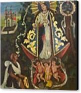 Nuestra Senora De Ocotlan II Canvas Print