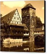 Nuremberg Canvas Print
