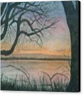 Nut Island Canvas Print