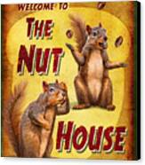 Nuthouse Canvas Print