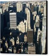 Nyc 5 Canvas Print