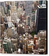 Nyc Cityscape Canvas Print