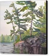 O Canada No.2 Canvas Print