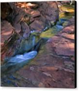 Oak Creek Canyon Splendor Canvas Print