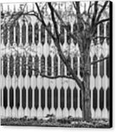 Oberlin College Bibbins Hall Canvas Print