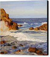 Ocean Rock Canvas Print