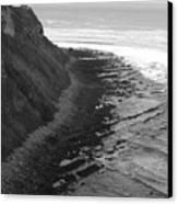 Oceans Edge Canvas Print
