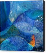 Ocean's Lullaby Canvas Print