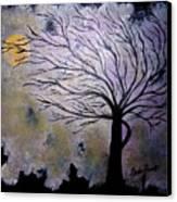 October Night 3 Canvas Print