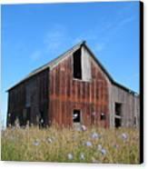 Odell Barn I Canvas Print